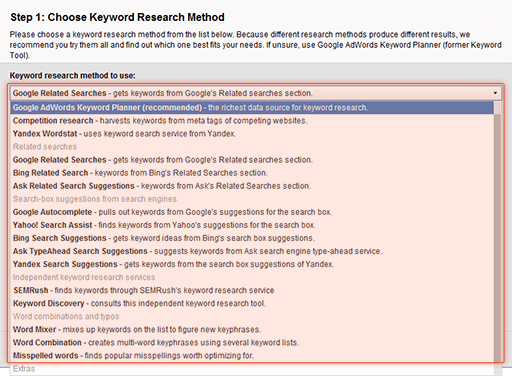 keyword-research-methods ranktracker