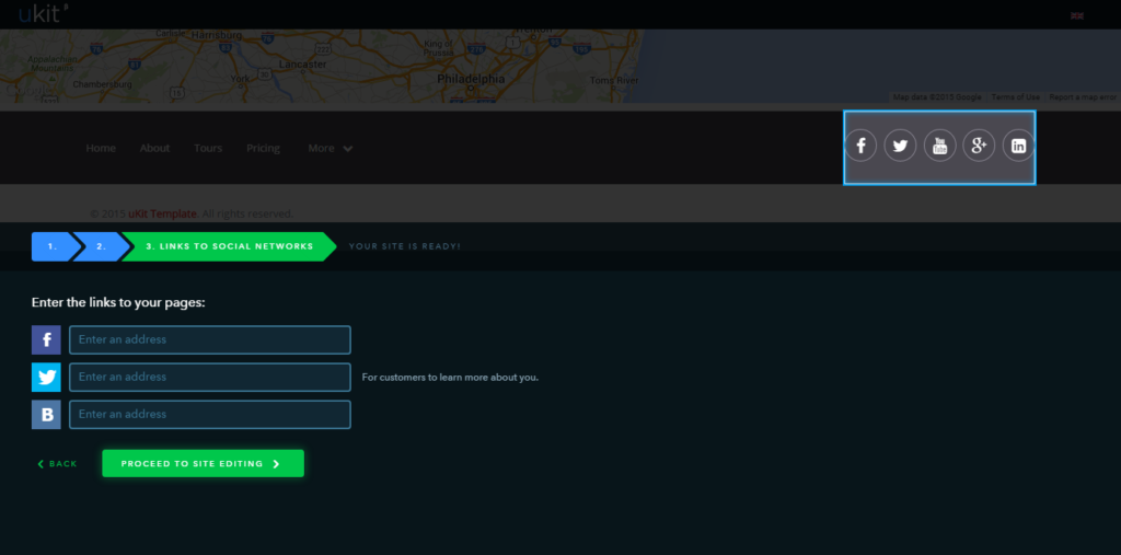 ukit website builder for businesses