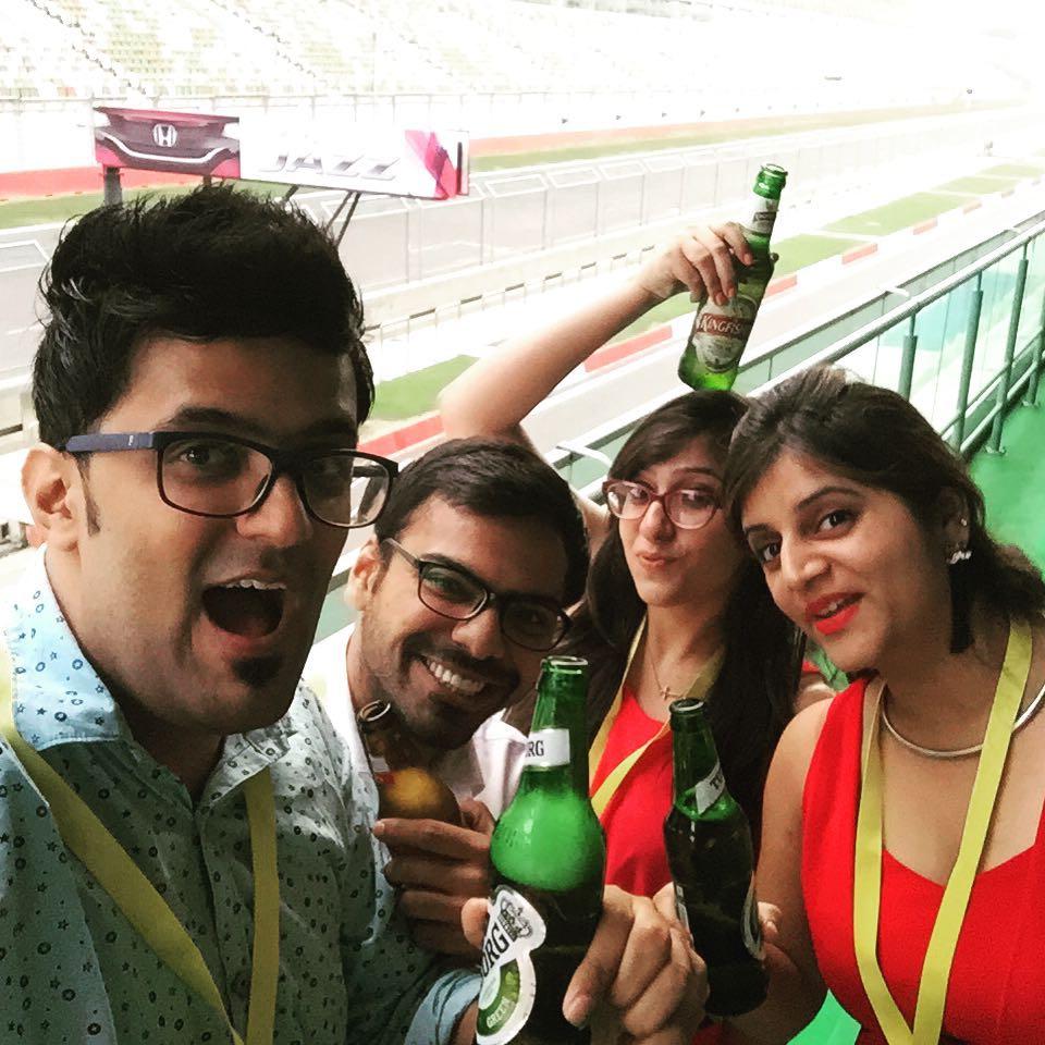Blogmint honda jazz meetup noida delhi 2015 bloggers meet in delhi july
