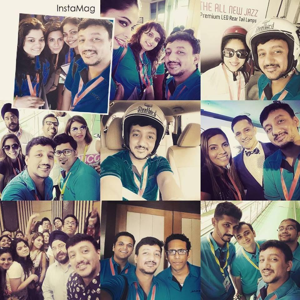 Blogmint honda jazz meetup noida delhi 2015 bloggers meet in delhi