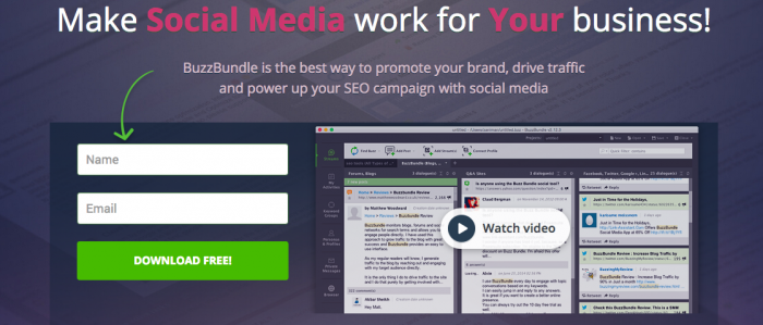 BuzzBundle review- the smartest of the social media management tools