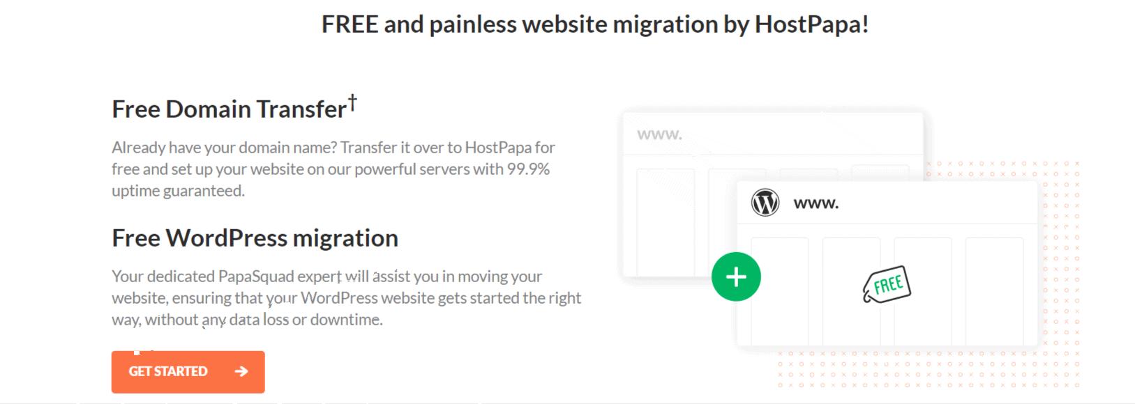 Migration HostPapa- Hostpapa Review