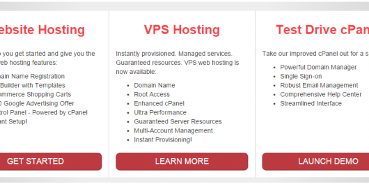 Just Host Professional Web Hosting