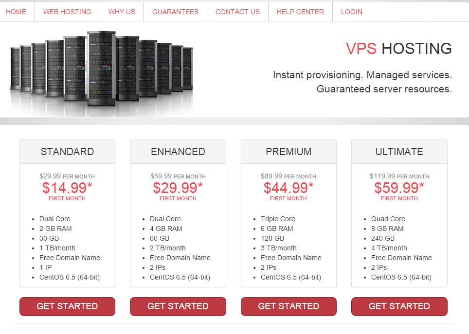 VPS Hosting Just Host Coupon