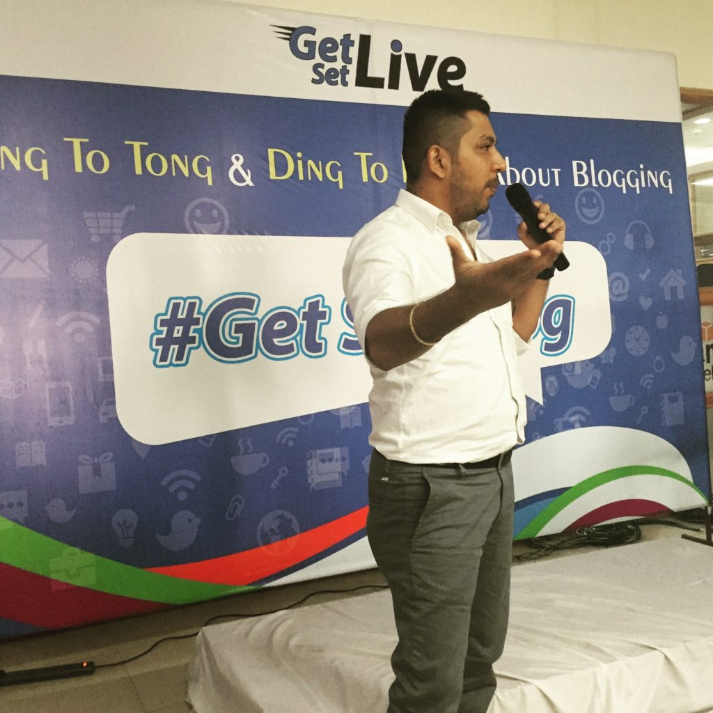 ankur agarwal sharing his thoughts