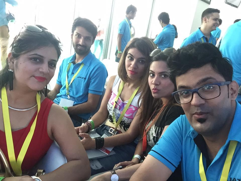 bloggers in delhi India blogmint meetup delhi India july 2015  Honda jazz