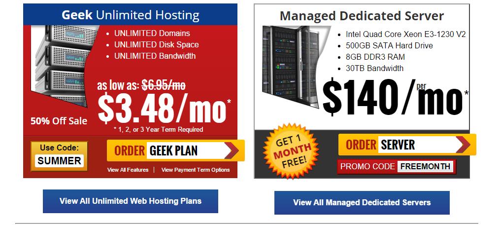 Certified Hosting Web Hosting