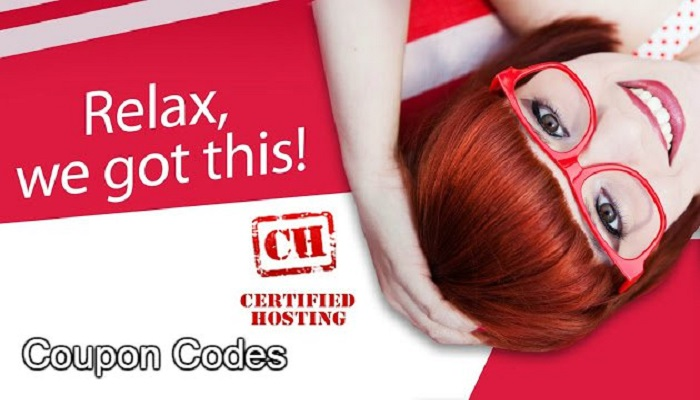 Certified Hosting coupon codes promo codes discount codes