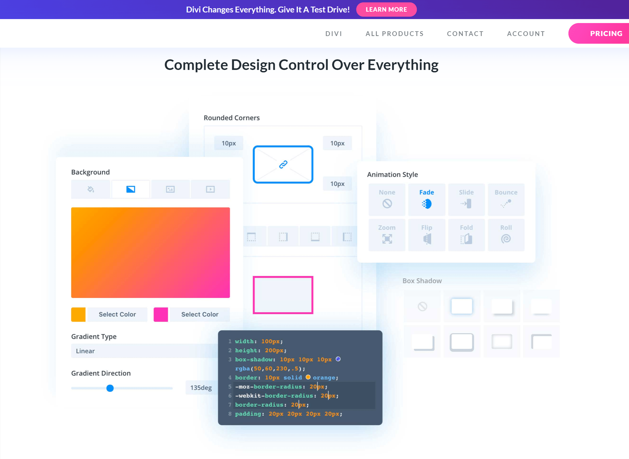 Divi — The Ultimate WordPress Theme & Visual Page Builder 1