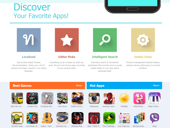 Download Free Android Games Apps on MoboMarket Android Market