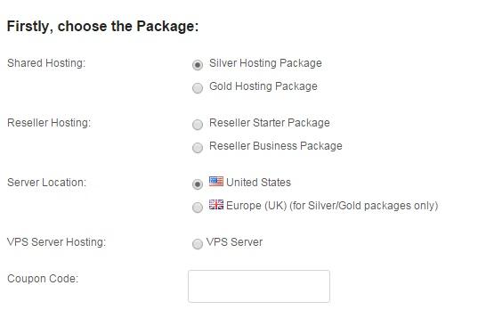 Hosting 24 Order Summary - Hosting24 Coupon Code