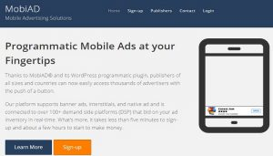 MobiAD review featured image