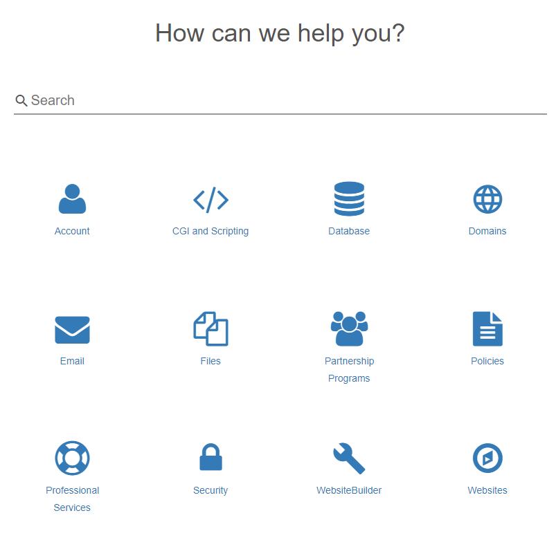 Netfirms-knowledge base