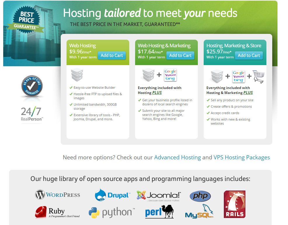 Apr 17,  · Network Solutions provides plenty of tools to get started with a snazzy website and flexible Web hosting where you can add on lots of advanced features, but .