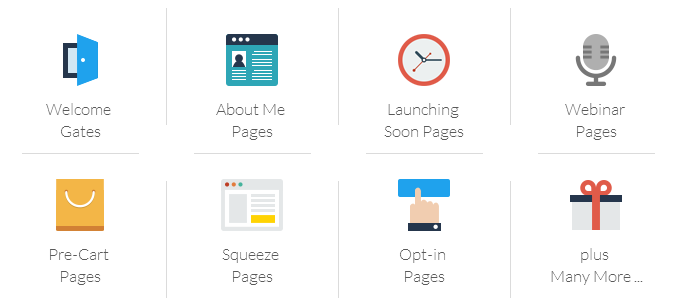 clickfunnels review page design