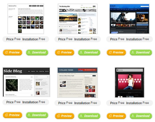 tmdhosting review free templates