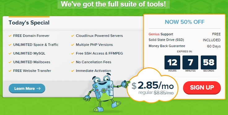 tmdhosting review offers