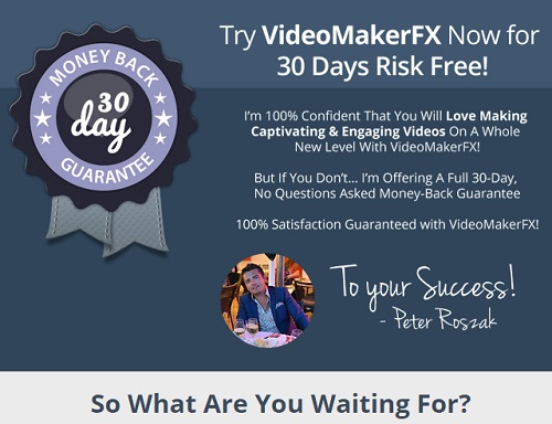 videomakerfx review pricing