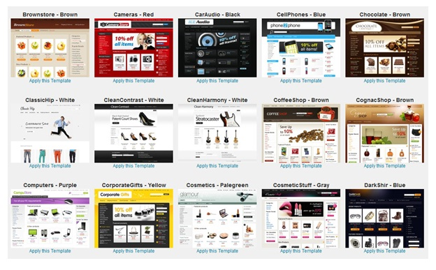 Bigcommerce review templates