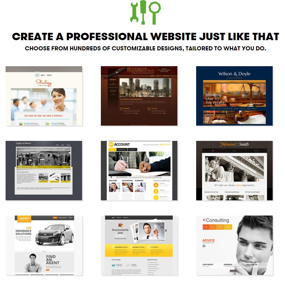 GoDaddy Website Builder - website builders india