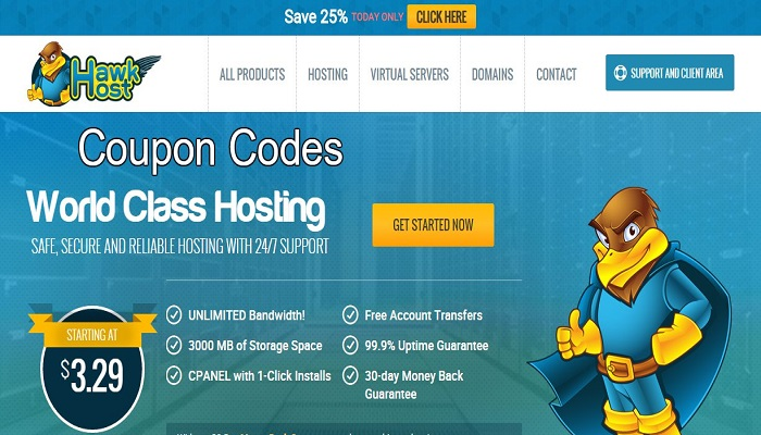 Hawkhost coupon Website Hosting coupon codes promo codes discount codes