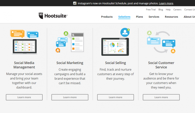 Hootsuite Review :Social media business solutions