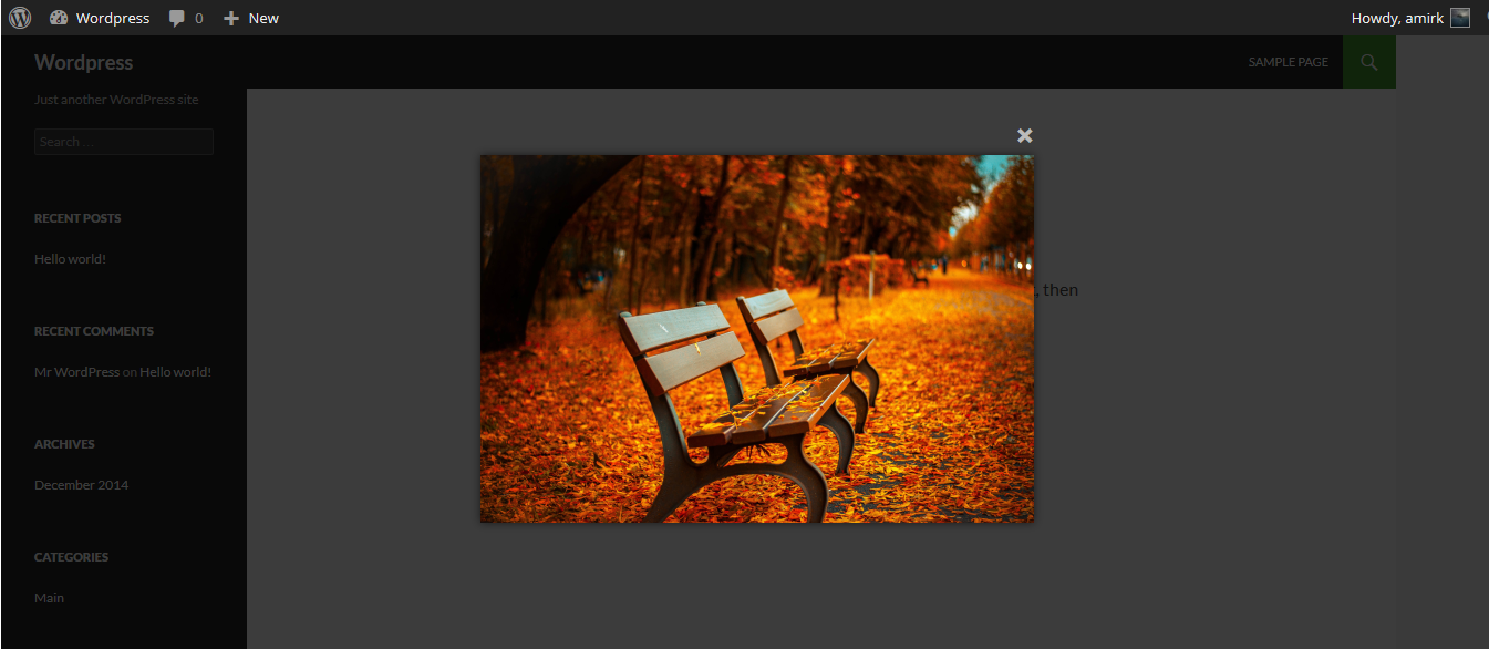 Jazz Popups WordPress Plugin