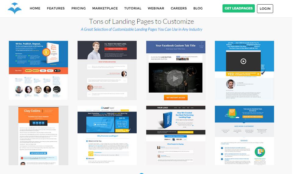 LeadPages WordPress Plugin