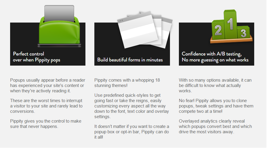 Pippity WordPress Plugin