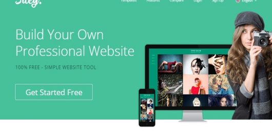 Sitey review homepage