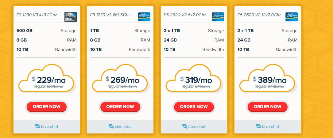 TMDHosting Fully Managed Dedicated Servers
