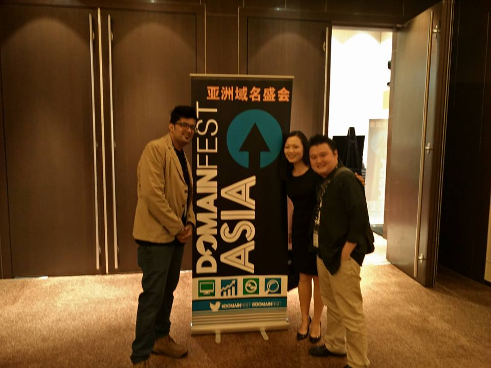 The Motherload of Domaining At DomainFest Asia
