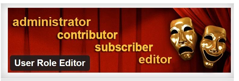 User Role Editor WordPress plugin