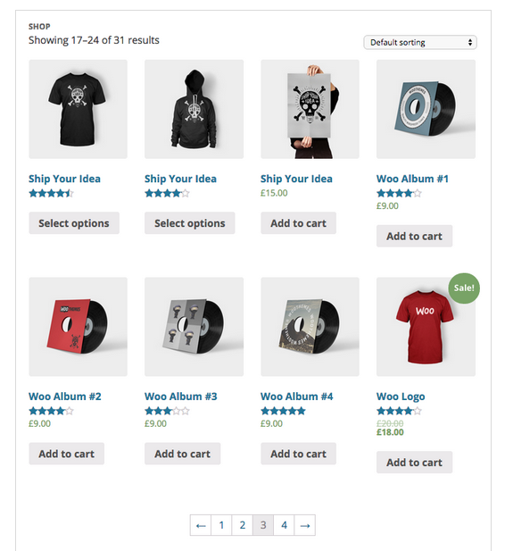 WooCommerce WordPress Plugins