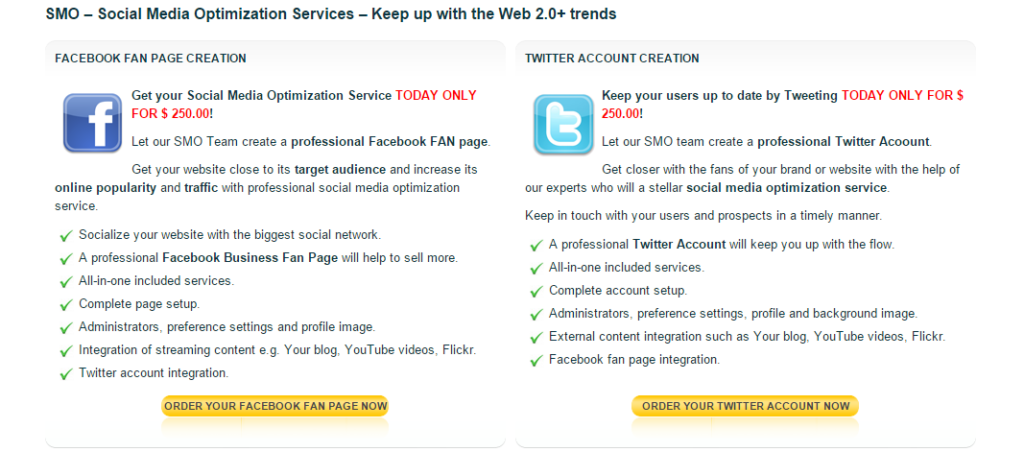 awardspace Search Engine Submission Service Social Media Optimization Service1
