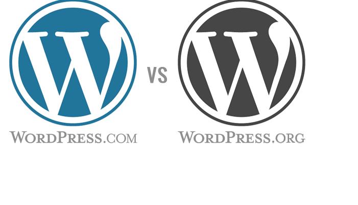 wordpress com vs wordpress org