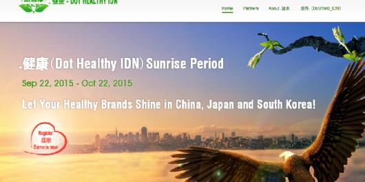 Dot Healthy IDN Registry