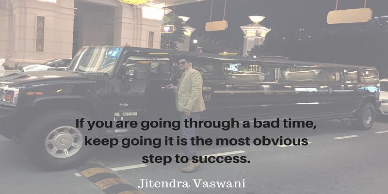 Jitendra Vaswani Quotes personal motivation quotes
