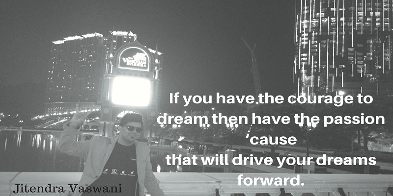 Jitendra Vaswani inspirational quotes motivation quotes