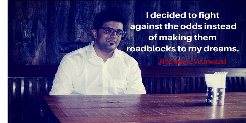 Jitendra Vaswani quotes personal