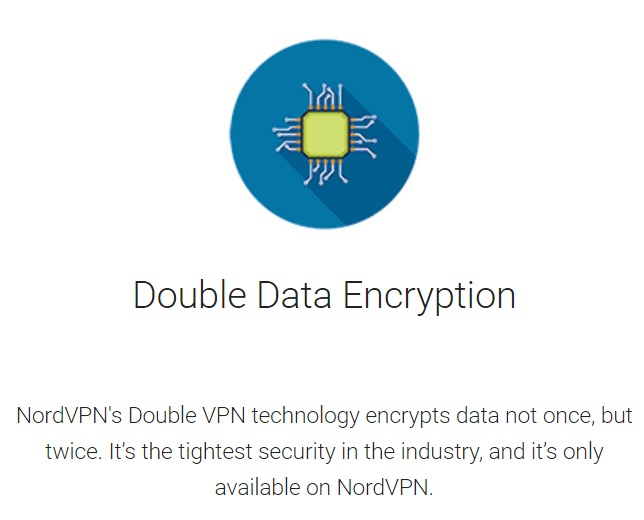 NordVPN security
