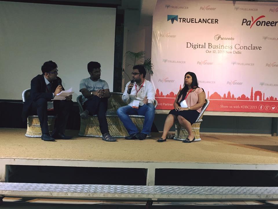 Panel discussion Jitendra vaswani Parul Ankit Aayush