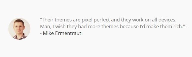 Pixova Lite review testimonial
