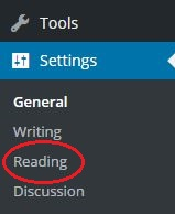 Seettings-Reading