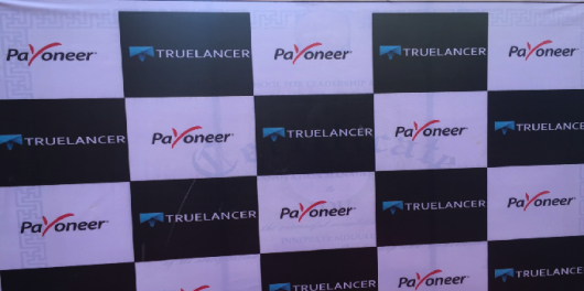 Truelancer and payoneer digital conclave event