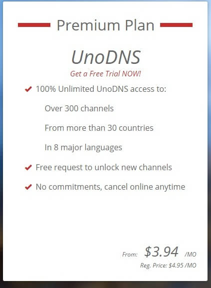 Unotelly review price