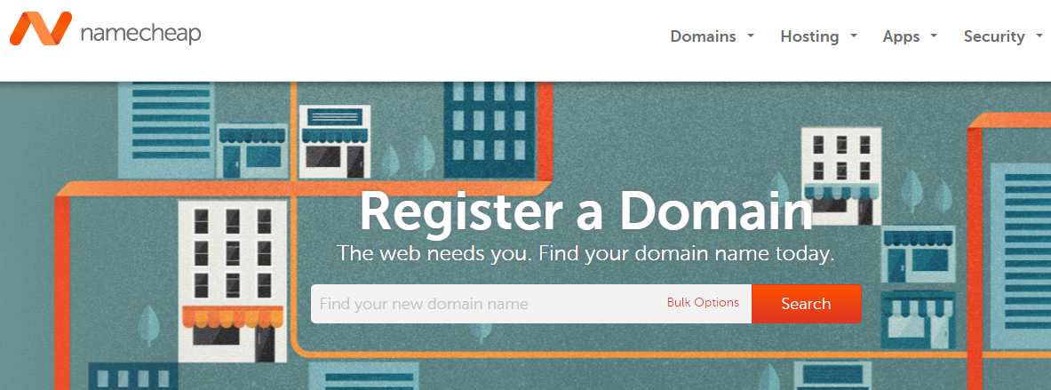 namecheap domain search - black friday coupon