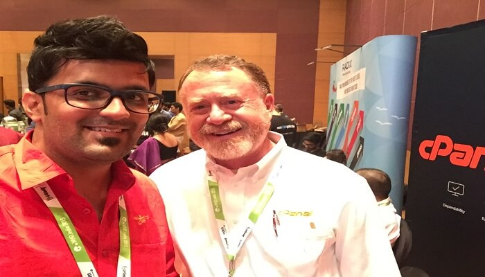 David Snead Interview General Counsel of cPanel at WHD Mumbai 2015