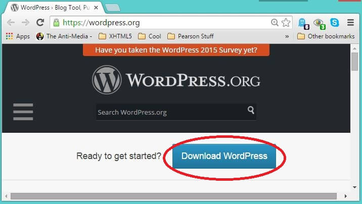 DownloadWordpress