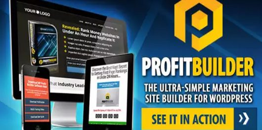 Featured Image WP Profit Builder